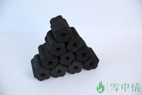 包头商用空心环保炭
